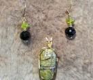 Sage Green Tiffany Stone {No. 68}