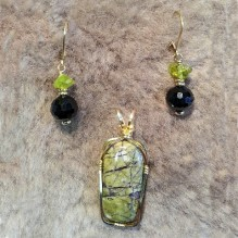 Sage Green Tiffany Stone {No. 68}