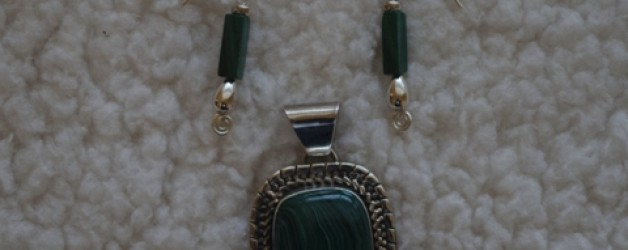 Malachite and Sterling {No. 80}