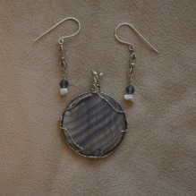 Abalone Twisted Wire {No. 82}
