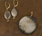 Abalone Mother of Pearl Set {No. 51}